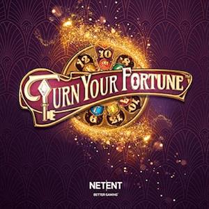"Tragamonedas ""Turn Your Fortune"""