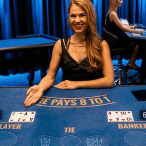 Juegos en vivo en el casino PlayAmo