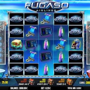 Tragamonedas online FUGASO Airlines