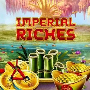 La tragamonedas online Imperial Riches