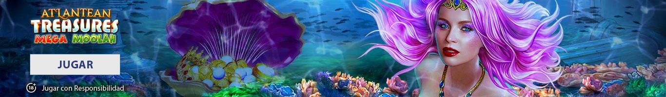 Atlantean Treasures Banner