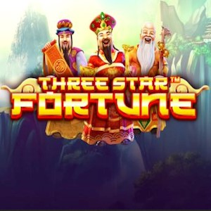 La nueva tragamonedas Three Star Fortune