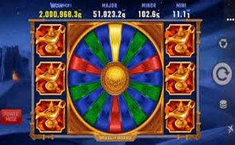 Wheel of Wishes Image 1